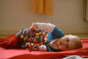 Babymassage Foto Andrei Schnell