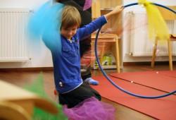 Zirkus, Tanz und Spaß