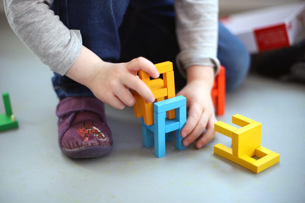 Spielgruppe mit Sprachfreude