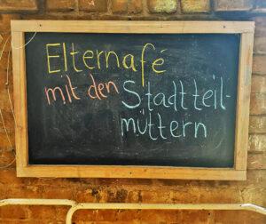 Elterncafé mit Stadtteilmüttern