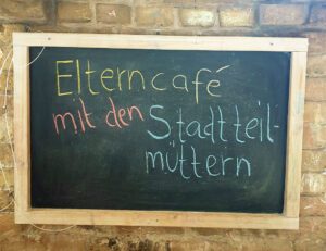Elterncafé mit den Stadtteilmüttern
