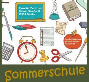 Flyer Sommerschule