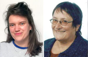 Isabell Zerbe (links) und Idil Lacin